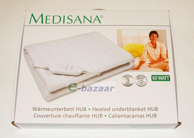 Tấm đệm sưởi ấm ngày đông Medisana HUB